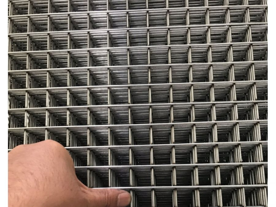2x2 cm Çelik Hasır Tel