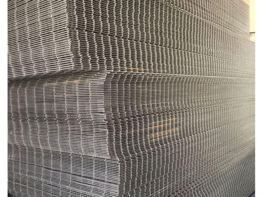 Çelik Hasır Tel 5x10 cm Hasır Tel 4mm Çap