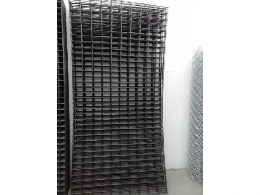 5x10 Siyah Hasır Tel