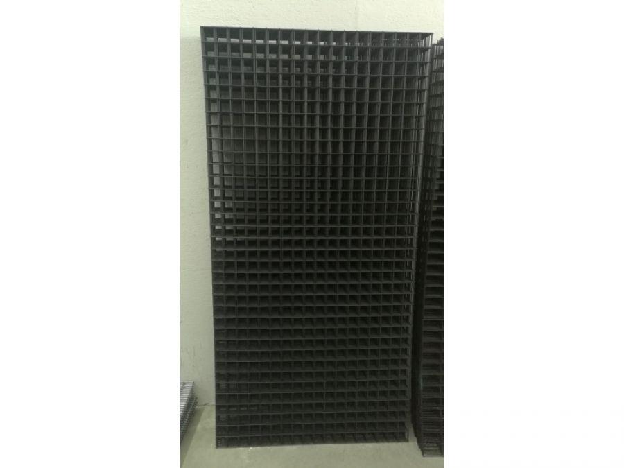 5X5 3,65 Siyah Hasır Tel