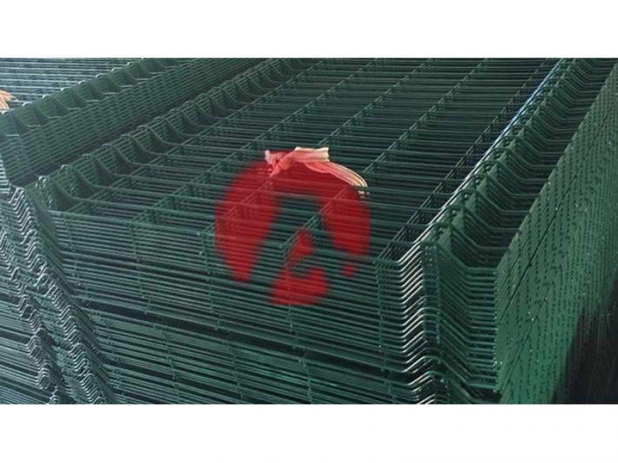 Yeşil Panel Çit